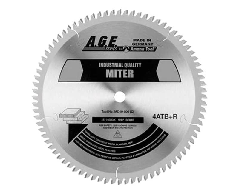 "12"" Heavy Duty Miter Blade - 100 Teeth"