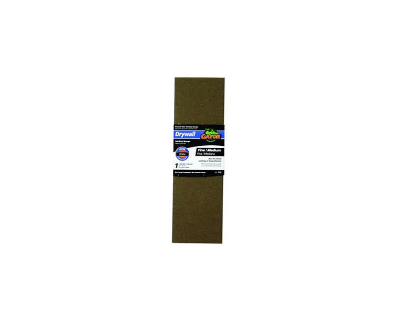 "3""x10""x1"" Drywall Sanding Sponge - Fine/Medium"