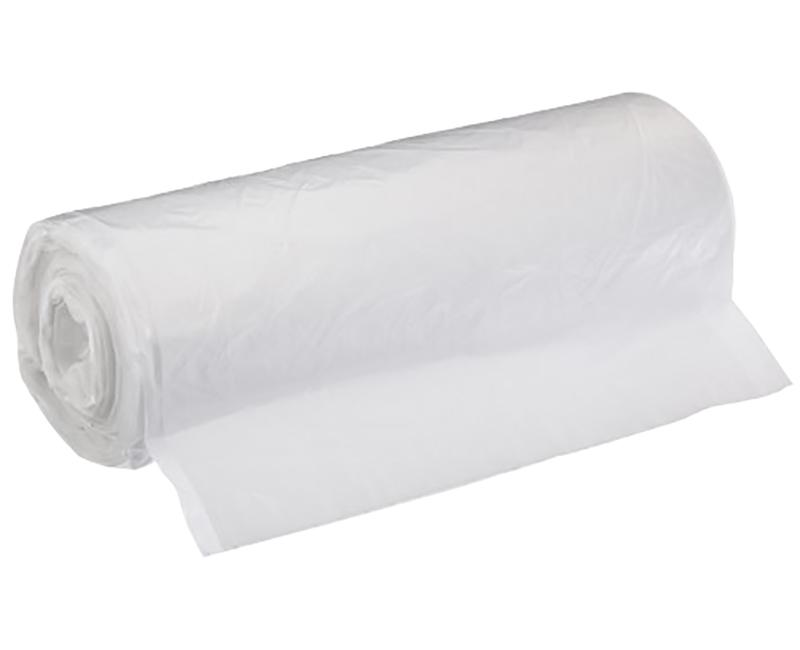 45 GAL. Clear Trash Bags - 100/Box
