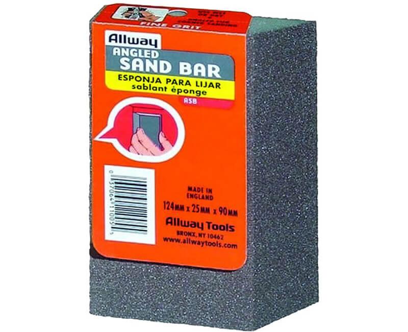 Angled Sandbar - Fine Grit