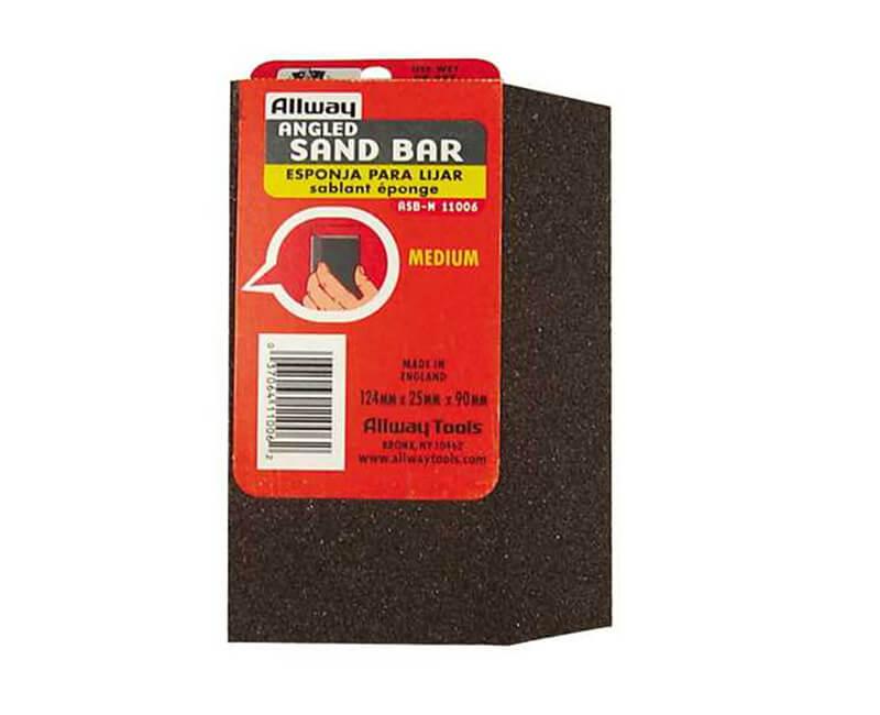 Medium Grit Angle Sanding Bar