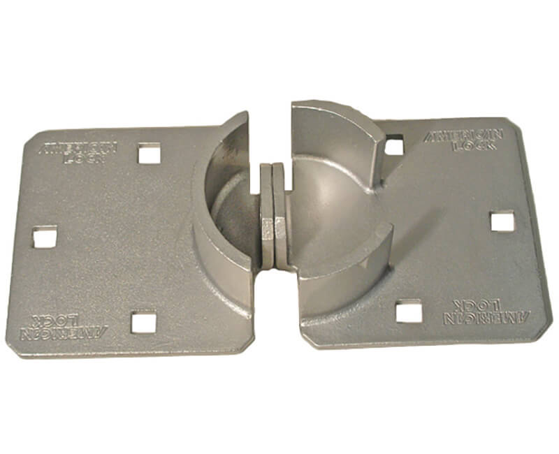 Heavy Duty Chrome Hasp For 2000 Padlock