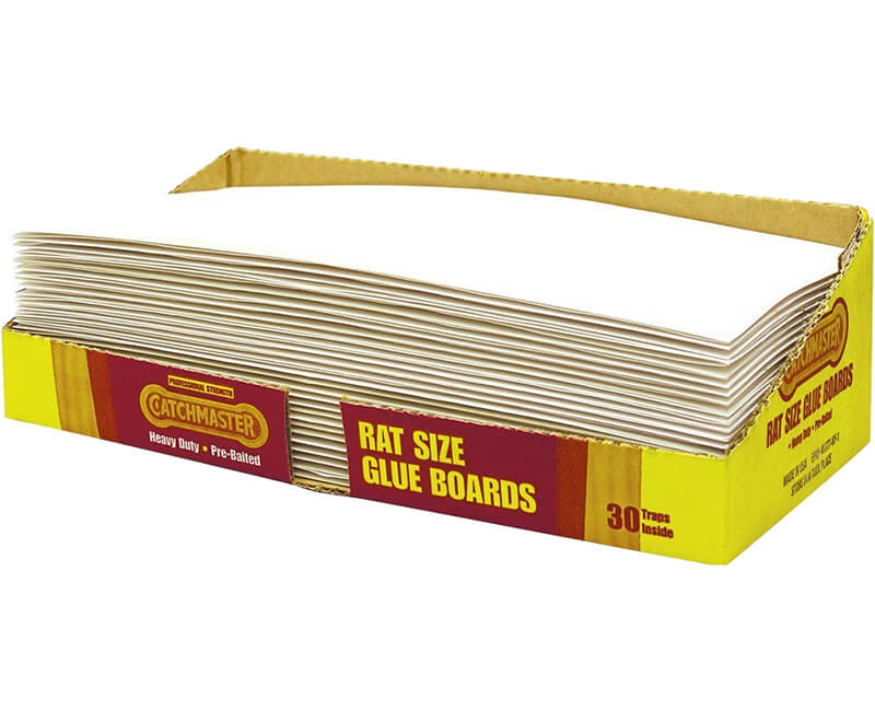 Rat Sized Glue Boards - Bulk