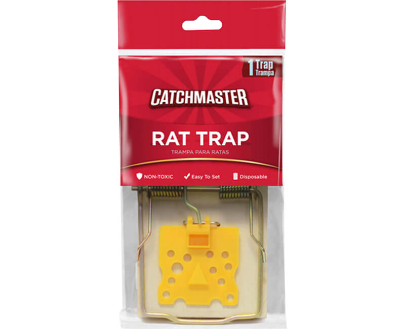 Rat Snap Trap - 1 Pack