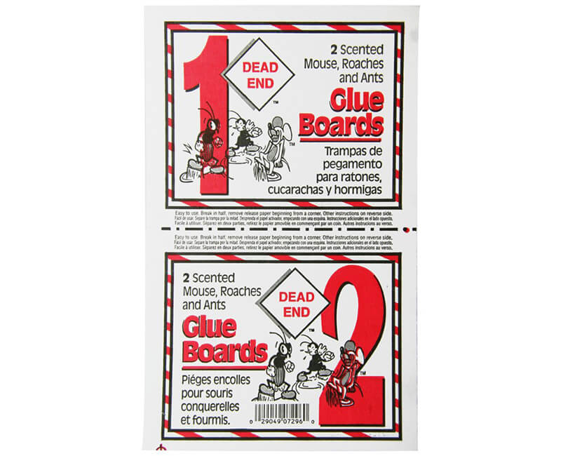 Mouse Glue Boards - 96 Pack