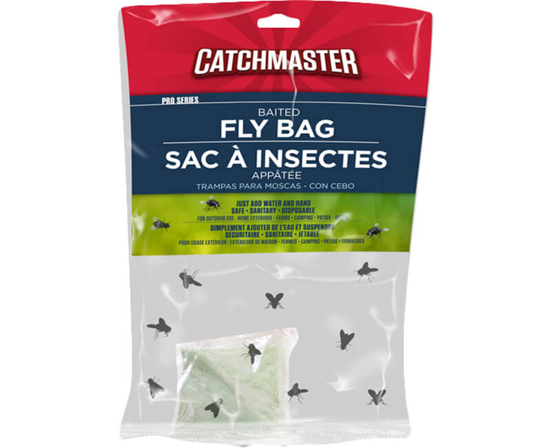 Disposable Fly Bag Trap