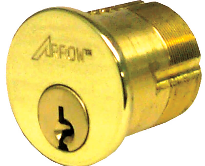 """1 1/8"""" Replacement Mortise Cylinder - 26D"""