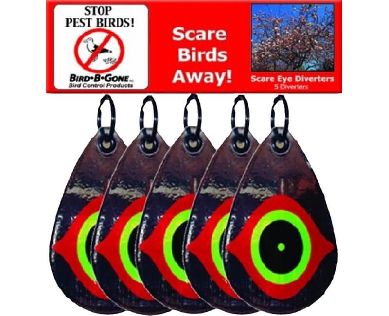 Scare Eye Diverters - 5 Per Pack