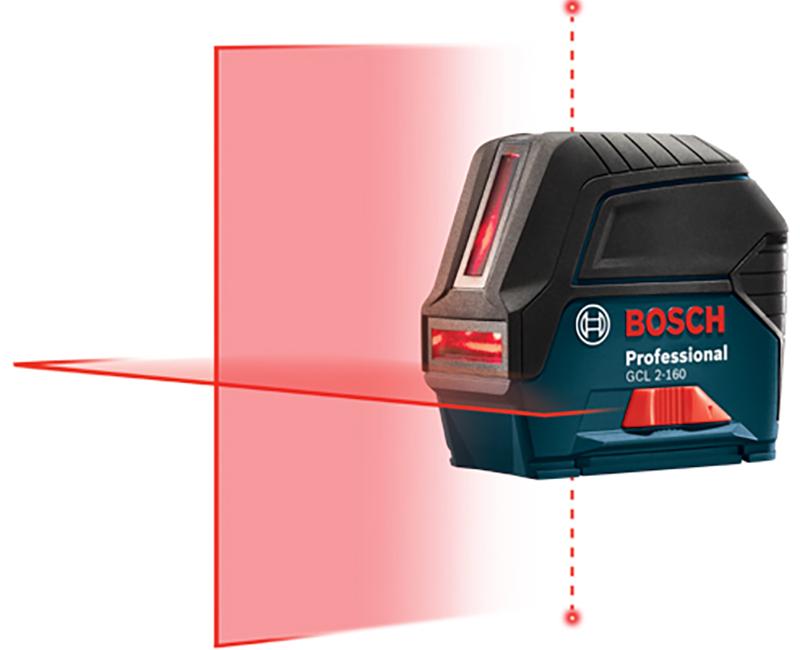 Self Leveling Cross Line Combo Laser