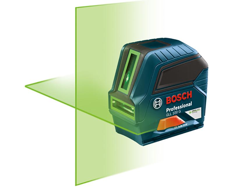 Self Leveling Green Beam Cross Line Laser