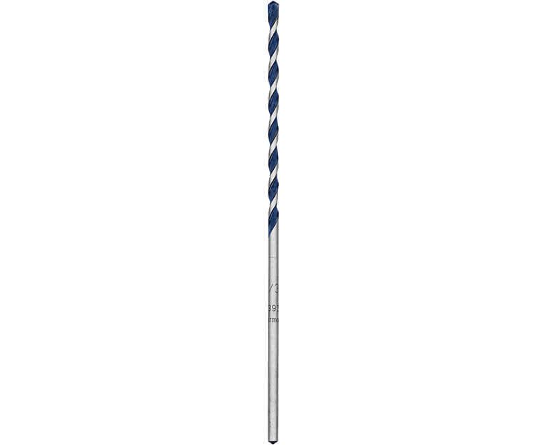 "5/32"" x 6"" Blue Granite Masonry Bit"