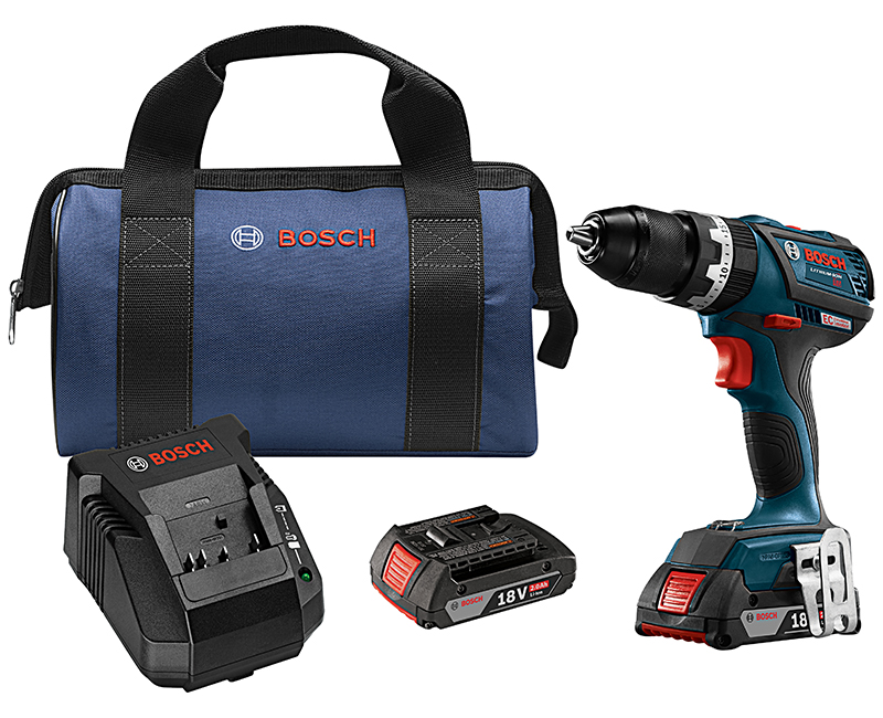 18V Brushless Compact Tough Hammer Drill Driver