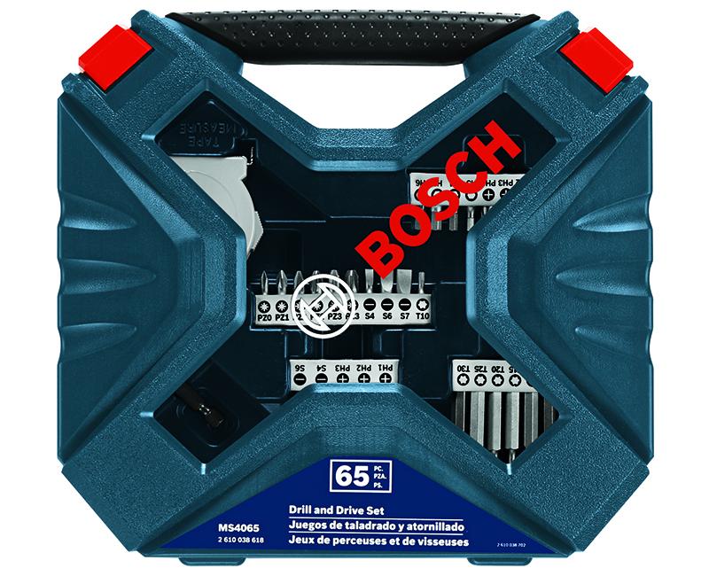 65 Piece Drill & Drive Set