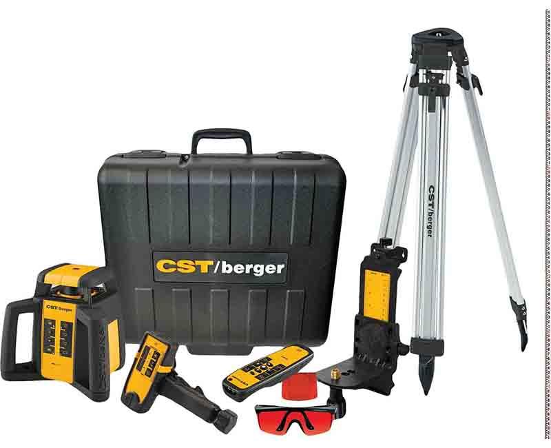 Vertical Rotary Laser Kit