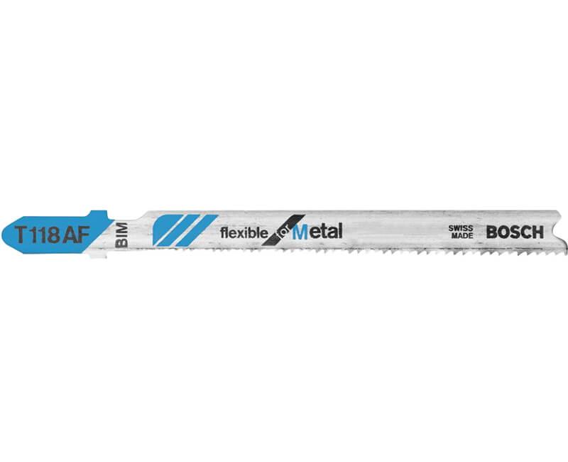 """3"""" Bi-Metal Jigsaw Blades - 24 TPI"""