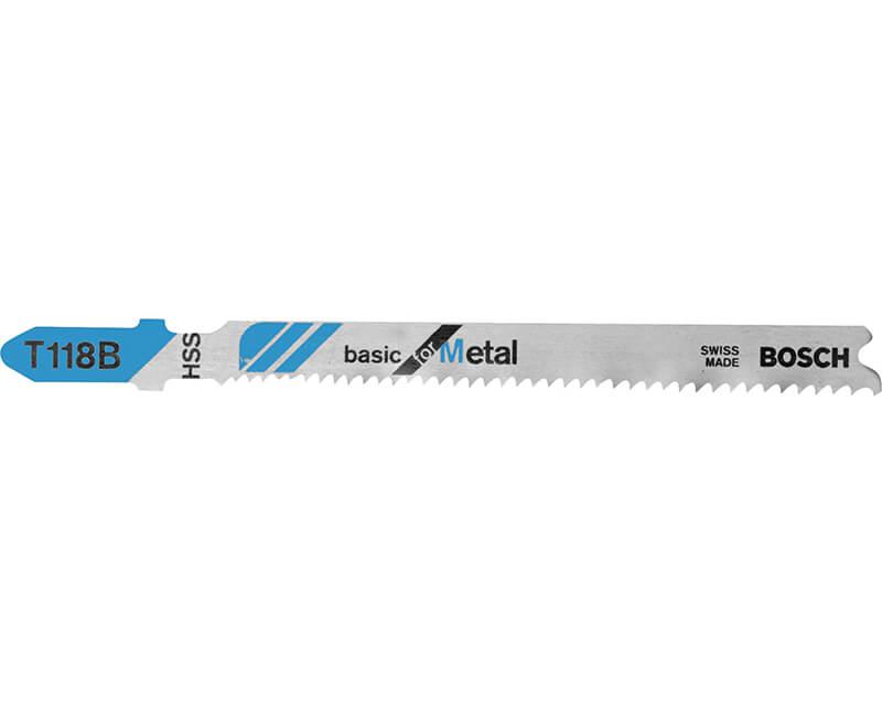 """3"""" 1/4"""" Steel Jigsaw Blades - 14 TPI"""