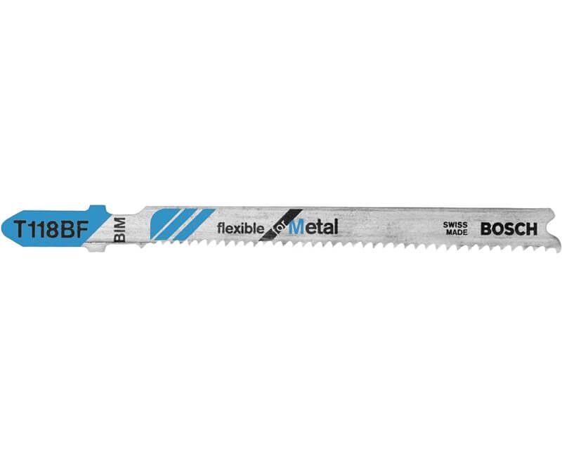 """3"""" Bi-Metal Jigsaw Blades - 14 TPI"""