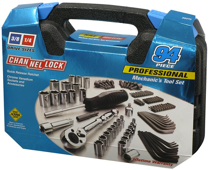 Mechanic's 94 PC. Socket Set