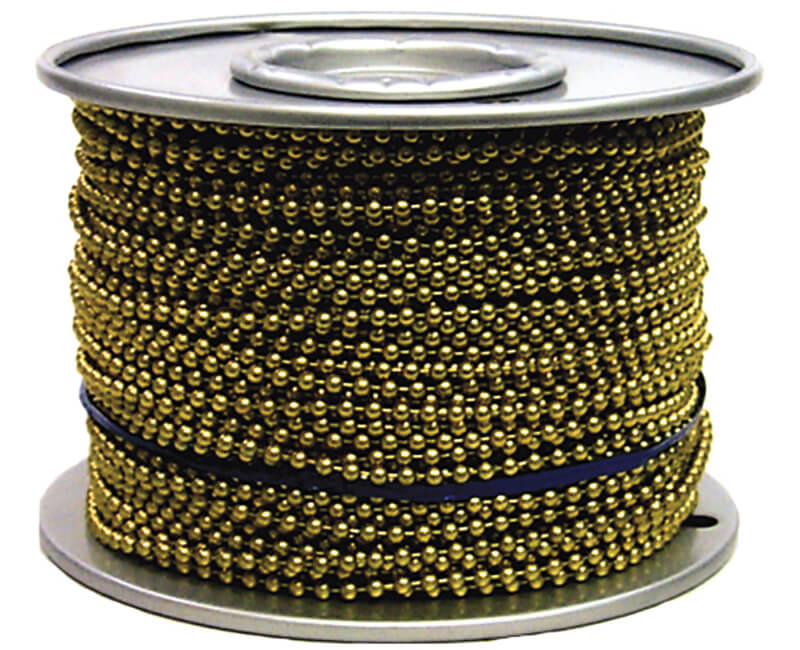#6 Nickel Plated Ball Chain - 250' Reel