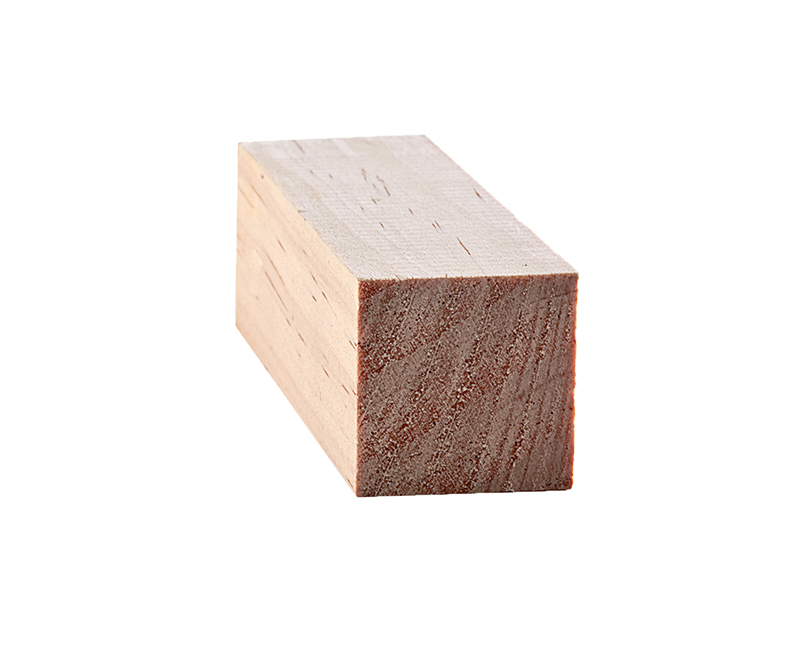 """1-1/16 """" X 1-1/16"""" X 8' - Square Solid Moulding"""