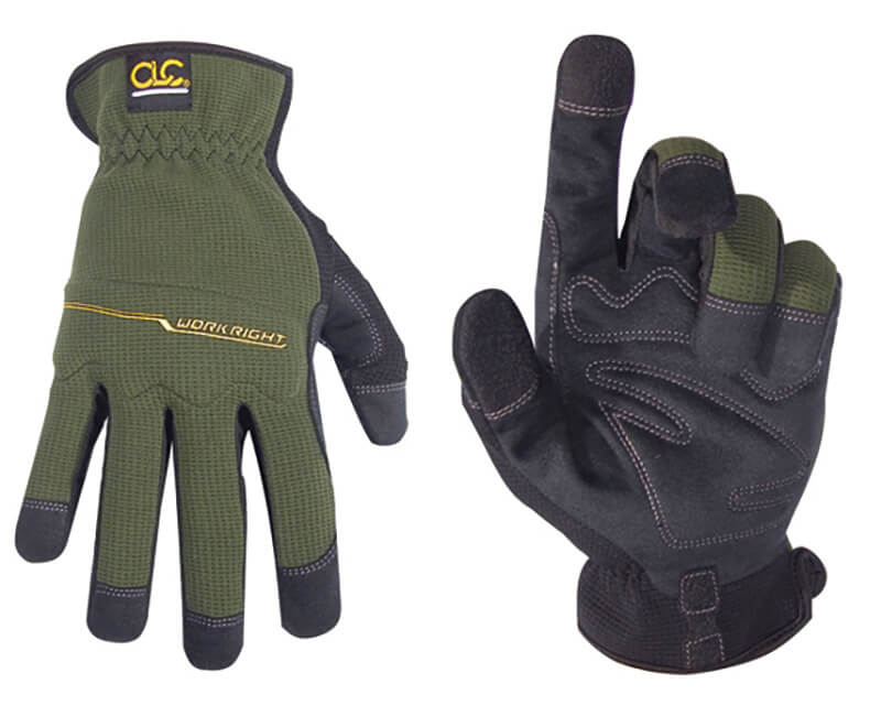 Workright Open Cuff Gloves - X-Large