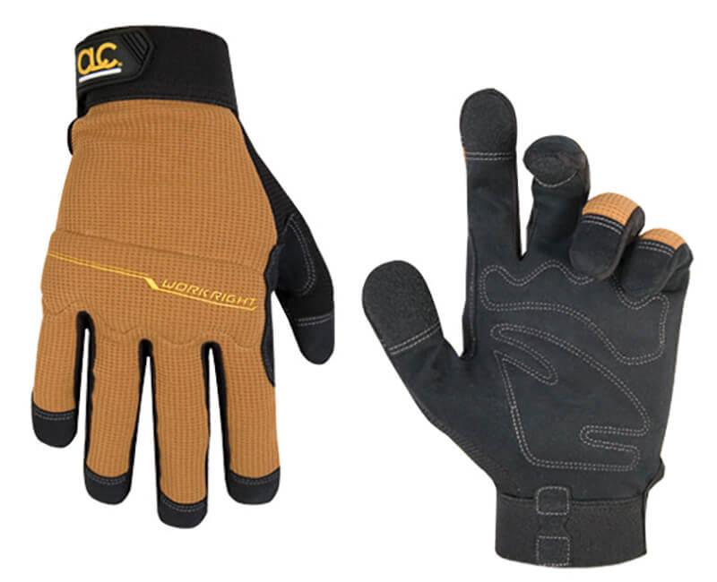 Hi-Dexterity Workright Gloves - Large