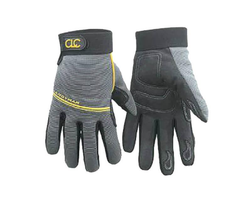 Handyman Flex Grip Gloves- Medium