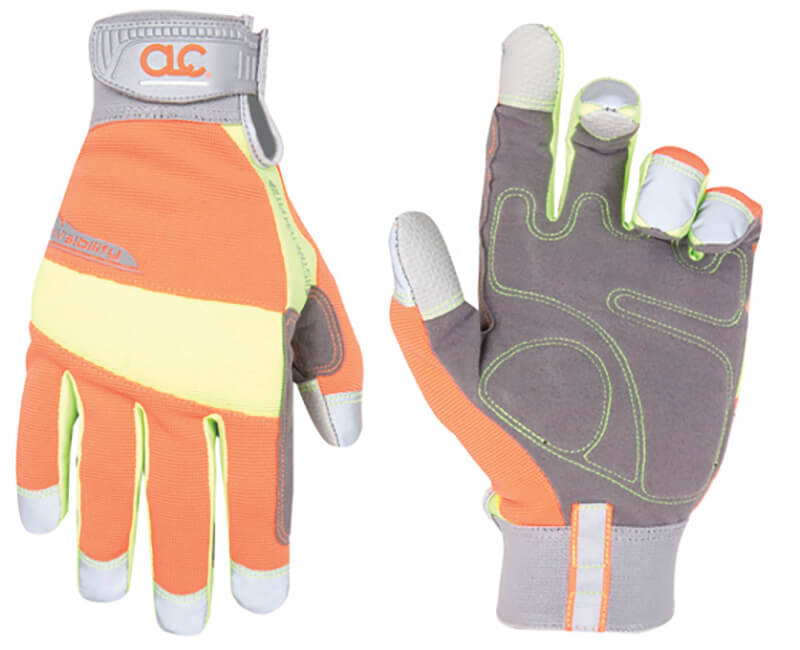 Hi-Visibility Gloves - Medium