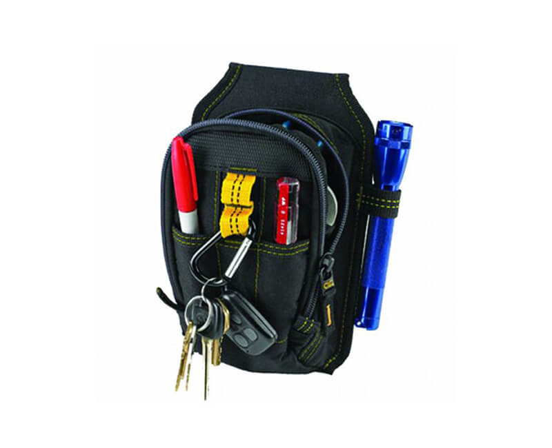 Multi-Purpose Carry All Tool Pouch - 9 Pockets