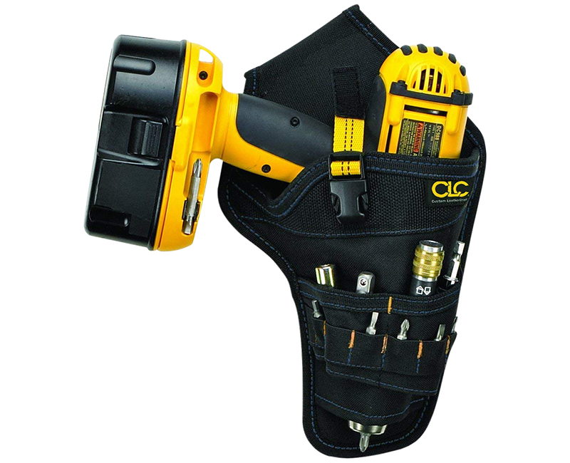 Deluxe Cordless Poly Drill Holster