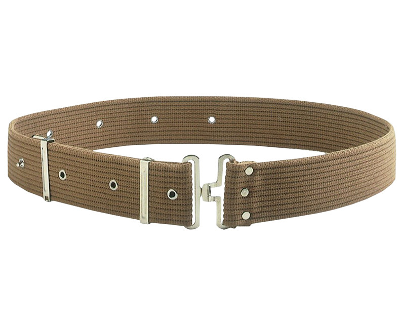 "2 1/4"" COTTON WEB WORK BELT 29""- 46"""