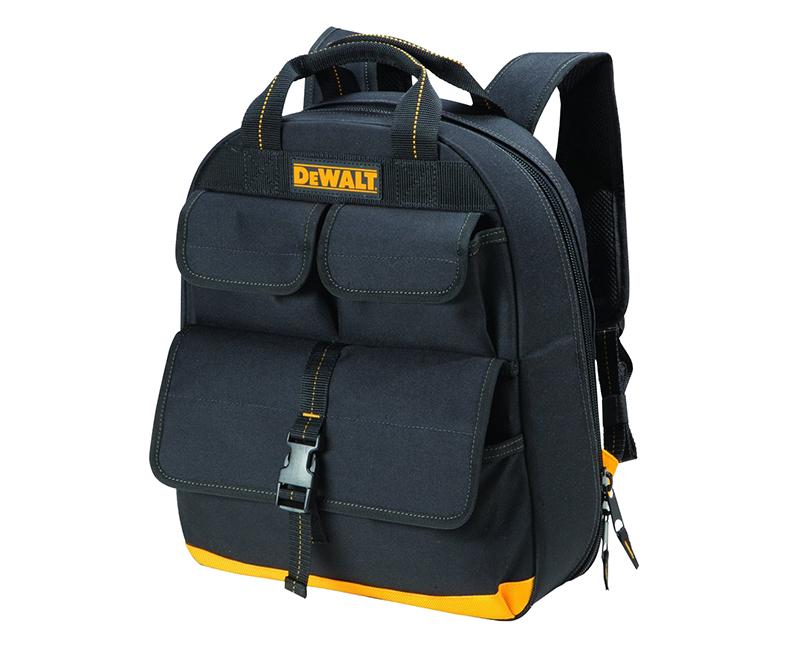 Dewalt 23 Pocket USB Charging Tool Backpack
