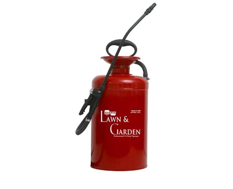 2 GAL. Lawn And Garden Steel Sprayer