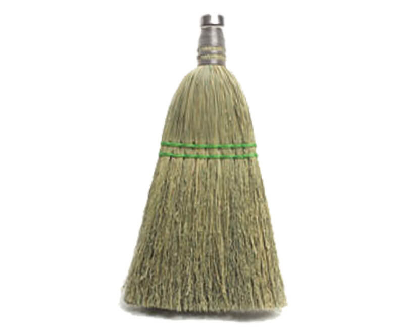 All Corn Whisk Broom - 100% Corn