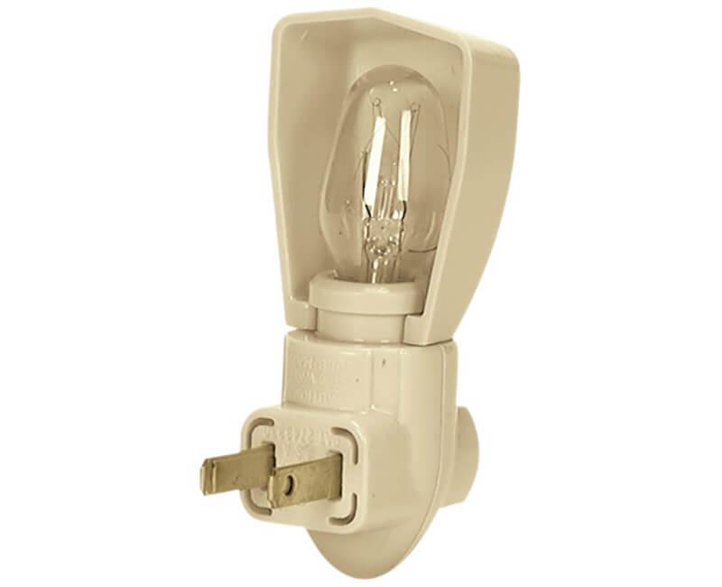 4 Watt Plug-In Night-Light - Ivory Bulk