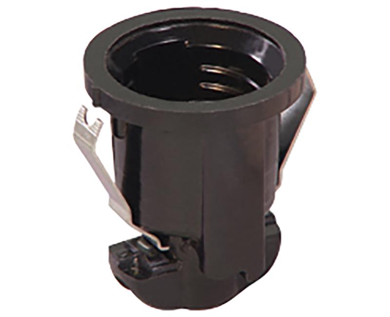 Socket Attachon Med Base Lampholder W/ Hook