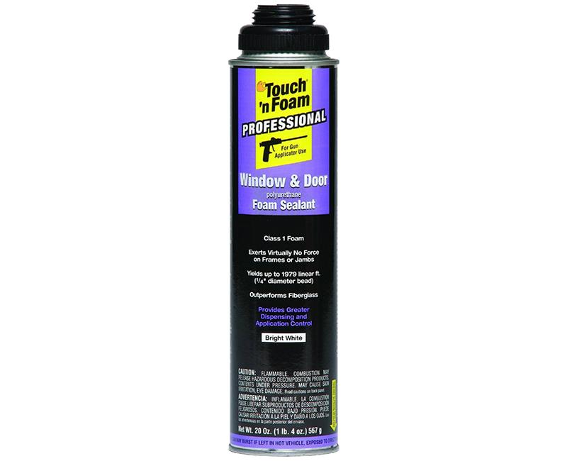 12 Oz. Touch N Foam Pro Window & Door Gun Foam Sealant