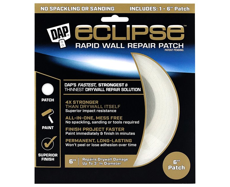 ECLIPSE WALL REPAIR PATCH 6-INCH