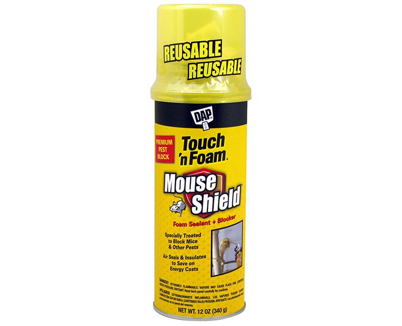 12 Oz. Mouse Shield Foam Sealant & Blocker