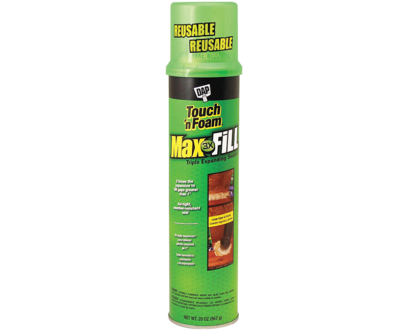 20 Oz. Touch N Foam Max Fill Max Expanding Sealant