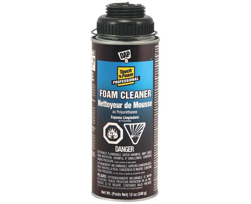 12 Oz. Touch N Foam Pro Foam & Gun Cleaner