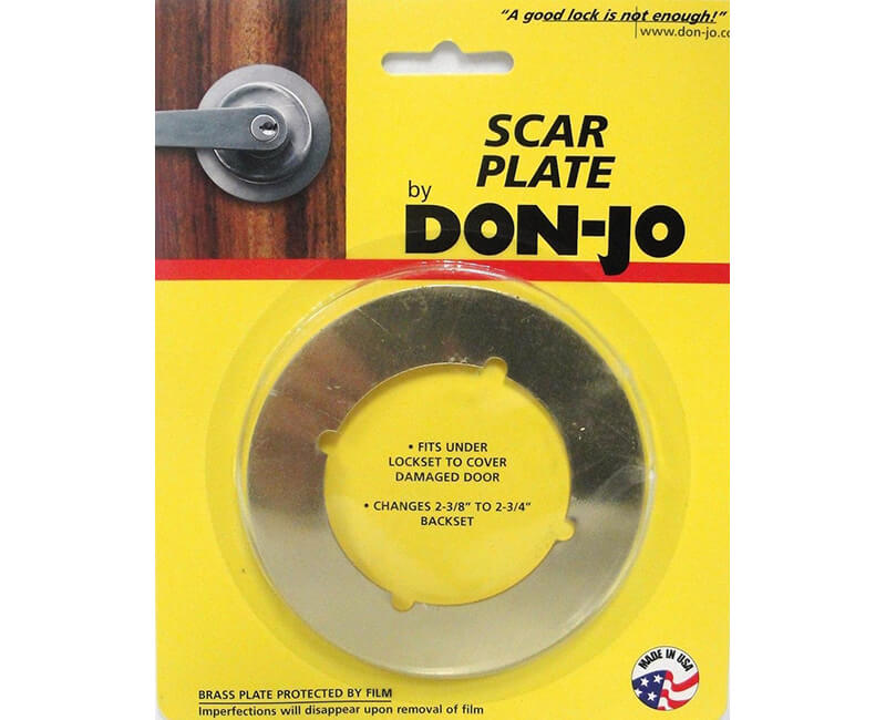 Scar Plate - 32D