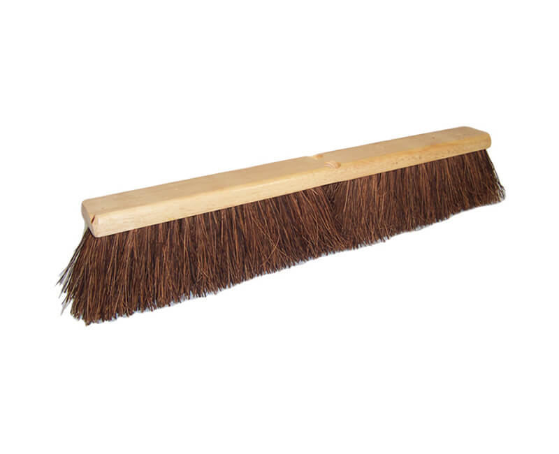 "18"" Garage Broom Palmyra - Head Only"