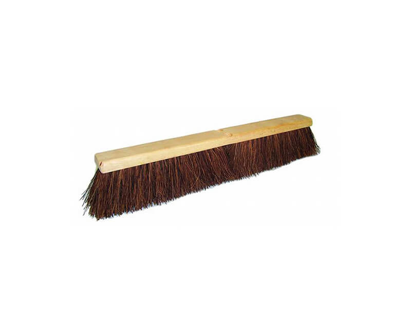 "24"" Garage Broom Palmyra - Head Only"