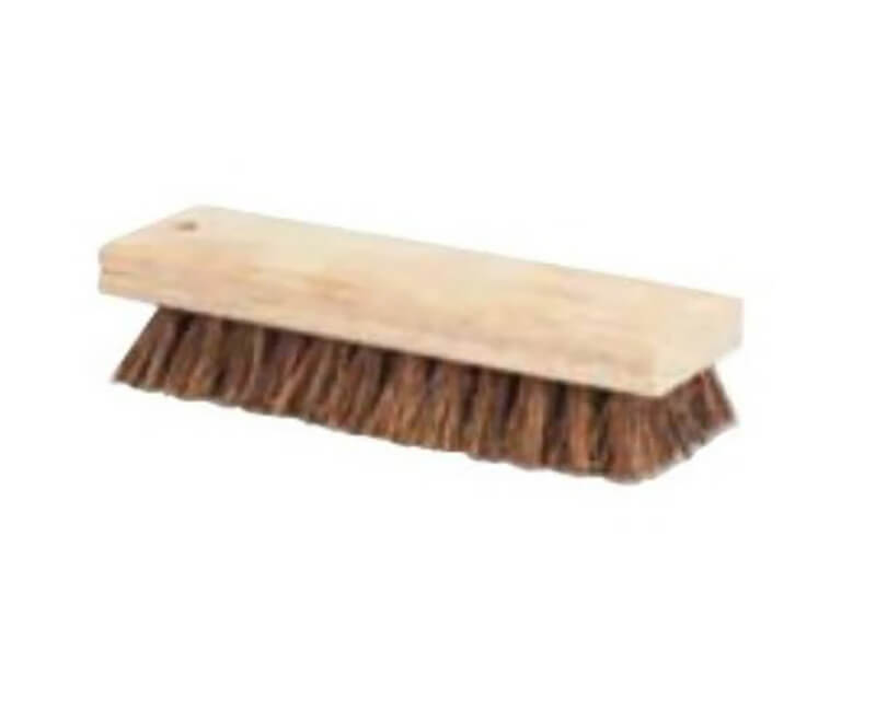 "8"" Palmyra Square Block Scrub Brush"