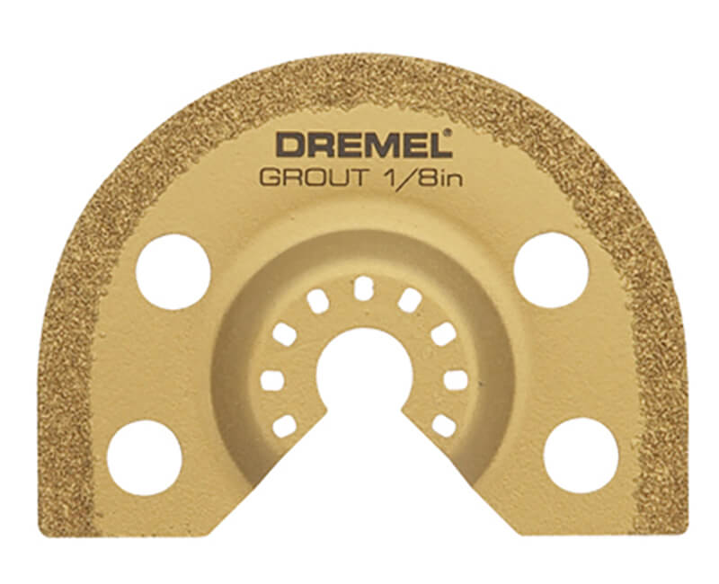 """1/8"""" Grout Removal Blade"""