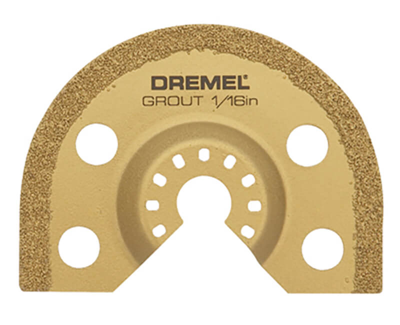 """1/16"""" Grout Removal Blade"""