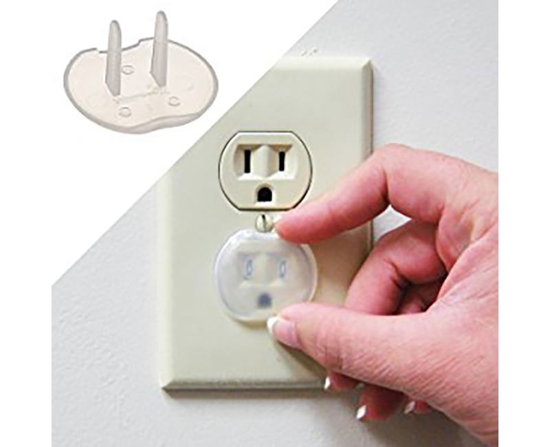Outlet Plugs - 12 Pack