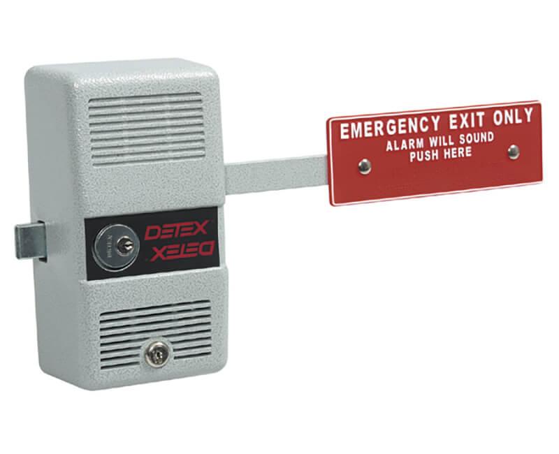 Panic Hardware Exit Control Lock