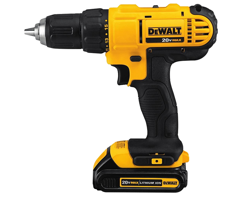 20V Max Compact Drill Driver